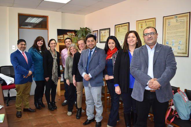 HIPPY Chile consolida alianzas para implementar programa en comunas del sur