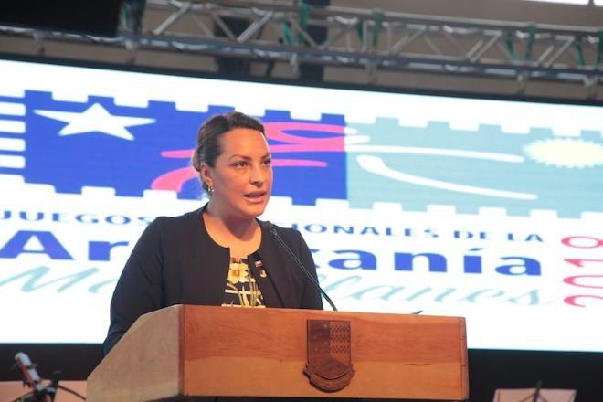 Magallanes dio la bienvenida a la XXVII versión de los Juegos Binacionales de la Araucanía 2018