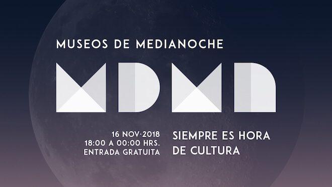Regiones del país se suman a la versión 2018 de evento cultural Museos de Medianoche