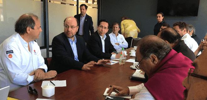 Compromiso País: ministro Moreno encabezó en Vilcún la primera sesión en regiones de la mesa nacional de pueblos indígenas