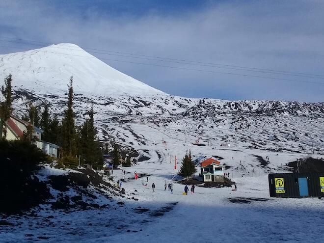 Positivo balance de la temporada de invierno realizó Consejo Consultivo del Parque Nacional Laguna del Laja