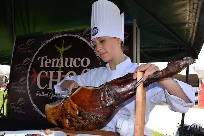 Desde este viernes se desarrollará en el estadio Germán Becker la quinta versión de Temuco Chef