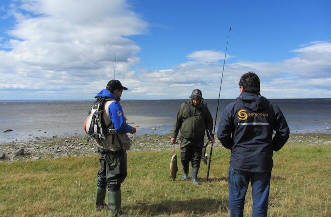 Este viernes se dio inicio a la temporada de pesca recreativa en ríos y lagos del país