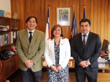 Patricio Bastías asumió como nuevo director de Sernatur