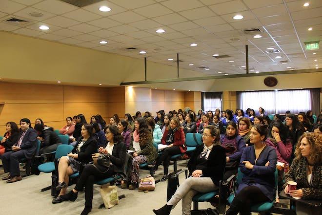 Supereduc Los Ríos realizó capacitación para estudiantes de Técnico en Educación Parvularia