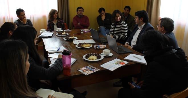Supereduc Los Ríos se reúne con los DAEM de la región