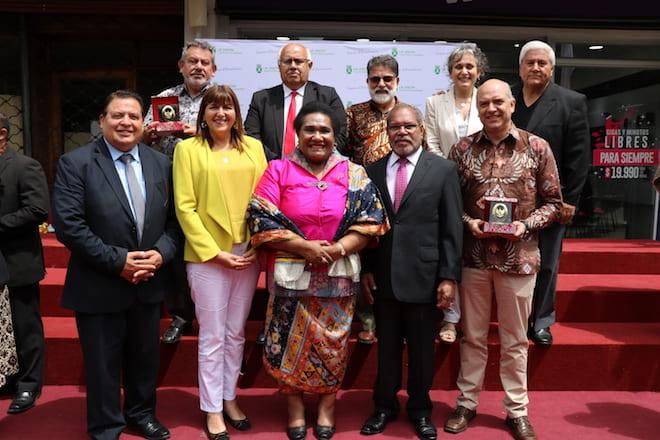 CORE Los Ríos estableció alianzas de colaboración con Embajada de Indonesia