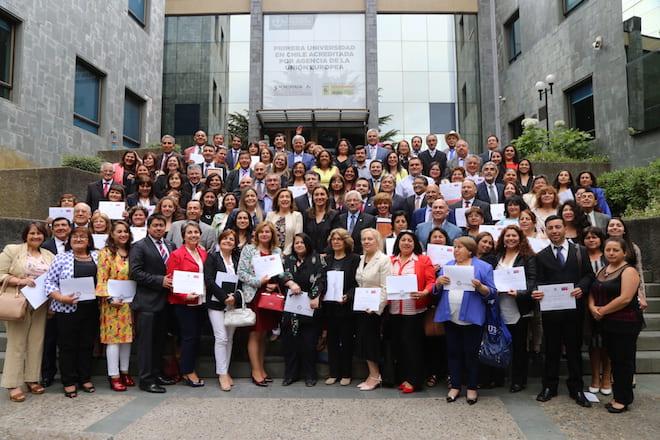 100 dirigentes sociales se capacitaron en Liderazgo, Alfabetización Digital y Formulación de Proyectos