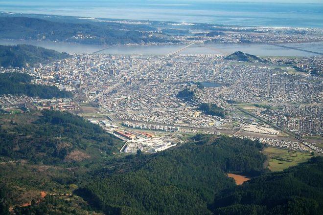 Superficie autorizada para edificar en la Región del Biobío fue de 104.630 m2 en diciembre de 2018