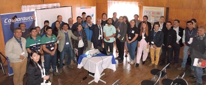 Encadenamiento productivo: la nueva apuesta de los empresarios madereros de Arauco