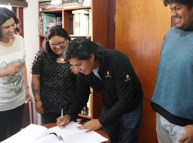 Difusión de memoria ancestral y oficios tradicionales: principales líneas de trabajo del Plan de revitalización cultural indígena en Los Ríos