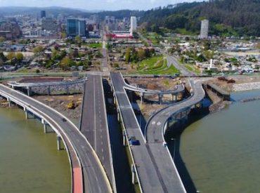 Gobierno Regional del Biobío ratifica su compromiso con la conexión del puente Bicentenario con calle Chacabuco