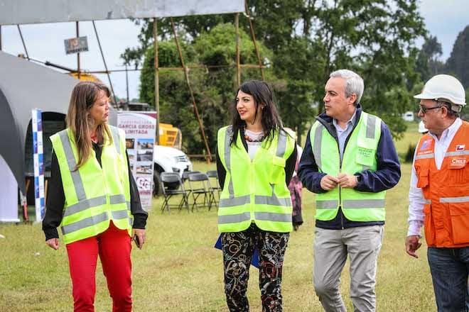 Ruta de Los Ríos inicia obras de mejoramiento en beneficio de los usuarios