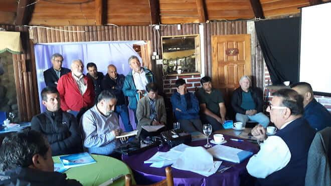 Pescadores artesanales de la Región de Los Ríos preocupados por la ley que regula el arte de pesca de la Jibia que será votado en el Senado