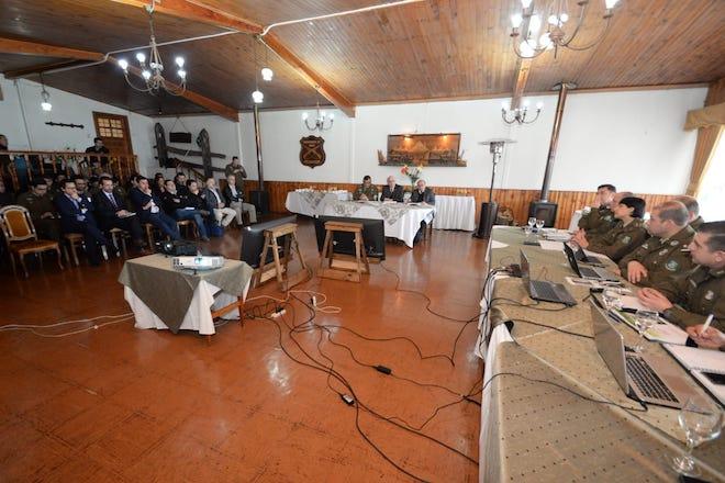 Intendente destacó aprobación del Sistema Táctico de Operación Policial (STOP) por parte de la Cámara de Diputados