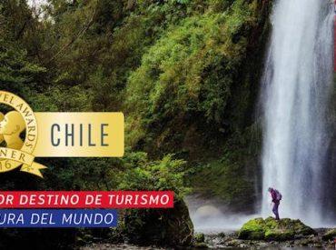 Chile es elegido mejor destino de turismo aventura por tercer año consecutivo