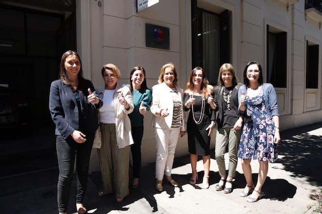 Gabinete femenino abordó estado de avance de la Agenda Mujer y trazó principales desafíos para este 2019 en Biobío