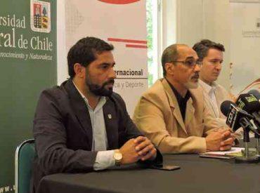 Preparación física, mental y psicológica es el eje de la trigésima Jornada Internacional de Educación Física y Deporte en Valdivia