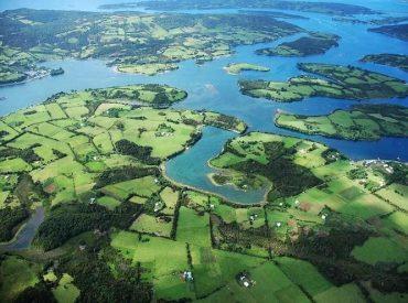 """Mesa de Trabajo """"Chiloé Limpio"""": buscan soluciones a la contaminación que genera industria acuícola y pesca"""