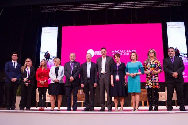 Más de 400 personas asistieron a una verdadera fiesta del pensamiento en Magallanes