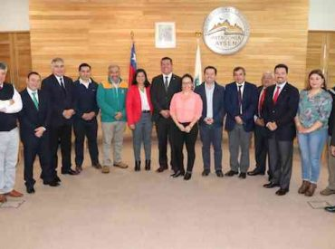 Consejo Regional aprobó incremento por $360 millones para reposición del Terminal de Buses de Coyhaique