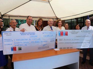 Gobierno Regional invertirá más de 1000 millones de pesos en la Provincia de Arauco