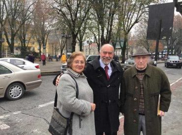 DiputadoFloreslamenta fallecimiento de histórico Demócrata Cristiano Erwin Haverbeck Ojeda