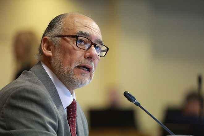 Presidente de la Cámara de Diputados: «Hay que ser claros, no aprobamos el proyecto de pensiones, solo dimos posibilidad de iniciar debate»
