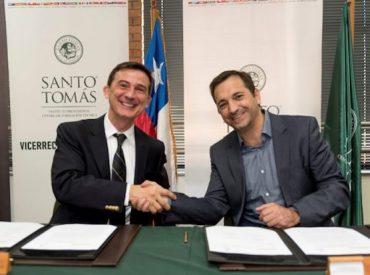 IP-CFT Santo Tomás firma importante convenio con Stanley Black & Decker