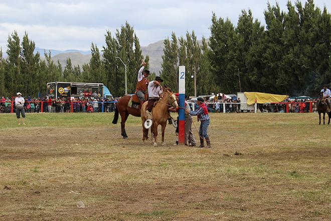 Jineteadas de Puerto Ibáñez se consolida como patrimonio cultural de la Región de Aysén