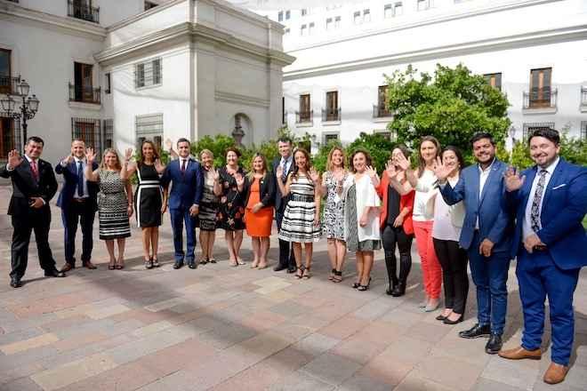 Ministra Cecilia Pérez lidera jornada de trabajo con seremis de Gobierno y destaca prioridades para 2019