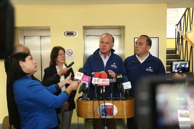 """Ministro Walker visita región de Los Ríos: """"Chile es un país serio, produce alimentos seguros y tiene una historia de más de 50 años de país agroexportador"""""""