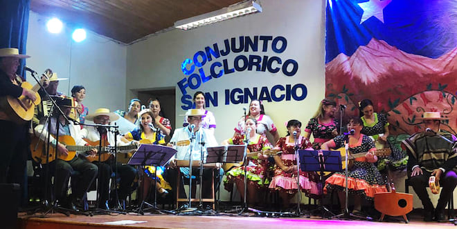 Folclore del Ñuble dará vida al segundo Aperitivo Cultural en Valdivia