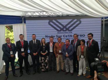 Inauguran primera planta de innovación en alimentos del sur de Chile