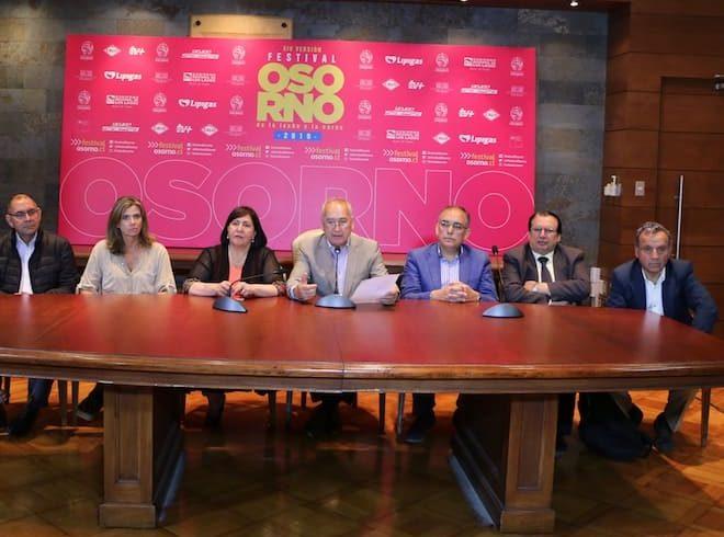 Por éxito en venta de entradas, Festival Osorno de la Leche y la Carne se cambia al estadio parque Schott