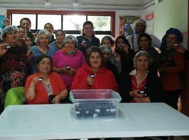 Profesionales del Servicio de Salud Valdivia rehabilitan a comunidades rurales de Punucapa y Riñihue
