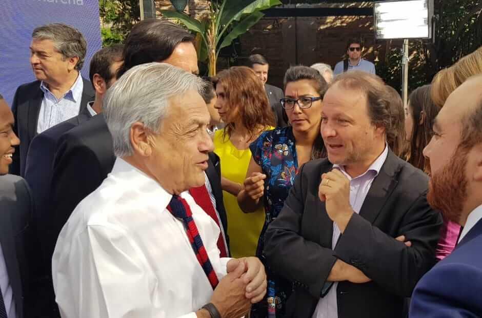 Senador De Urresti: «Las Pymes son el motor de desarrollo de nuestra región»