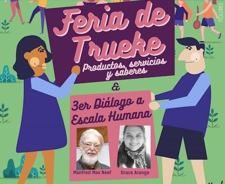 """Invitan a """"Feria del Trueke"""" en Parque Harnecker de Valdivia"""