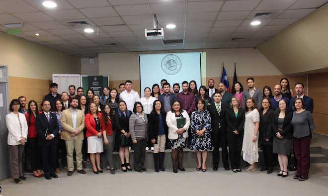 Santo Tomás Valdivia premia a alumnos destacados 2018