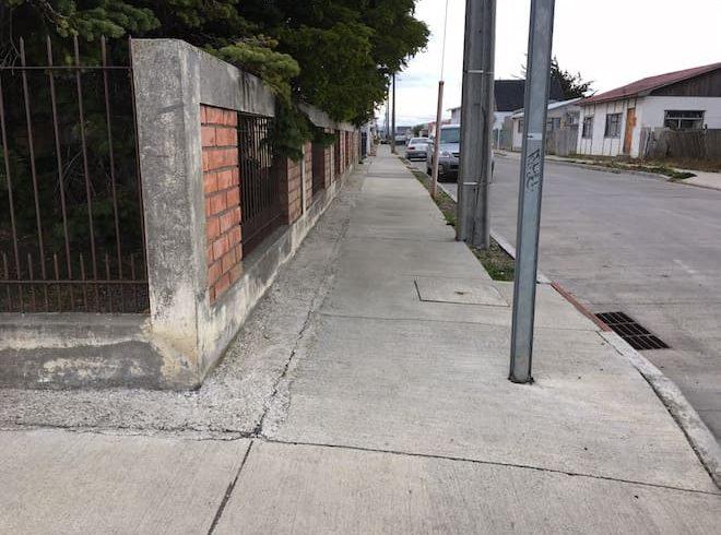 Estudio del Minvu determinó que Punta Arenas tiene las mejores calles y veredas del país