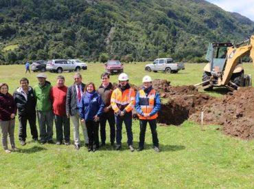 Zona Franca: Funcionarios de Vialidad iniciaron los estudios de mecánica de suelo en Aysén