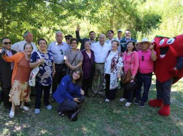 Gobierno otorga acceso gratuito en parques nacionales a adultos mayores