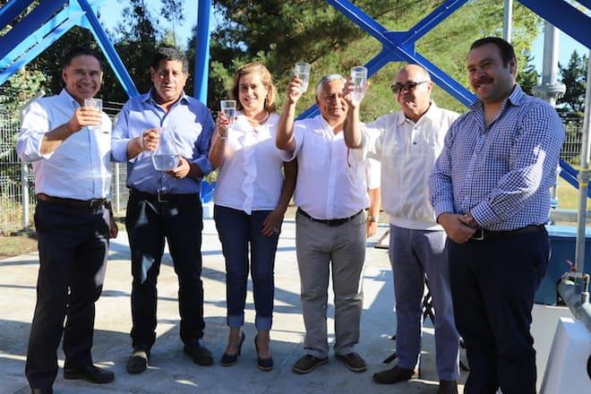 109 familias de Negrete tendrán agua potable rural (APR) domiciliaria