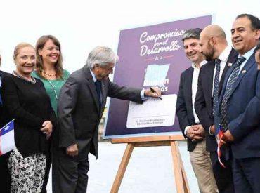 Alcalde Sabat destacó anuncios presidenciales para Valdivia