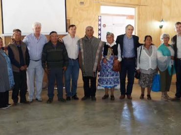 """Programa """"Amüley Kimün"""" difundirá Derechos Humanos para Pueblos Indígenas y Convenio 169 de la OIT"""