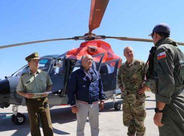 Autoridades del Biobío realizan positivo balance en Comité Regional de Operaciones de Emergencias