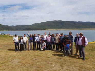Pescadores de Chaihuín contarán con nueva caleta pesquera