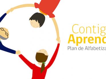 "Invitan a participar como monitores para el Plan Nacional de Alfabetización ""Contigo Aprendo"""