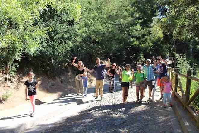 40 mil personas han visitado Parque Metropolitano Cerro Caracol en temporada estival