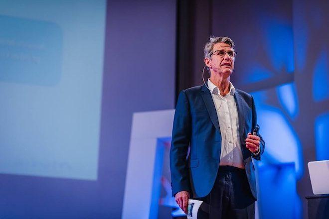 "Director ejecutivo de Meric, Luc Martin: ""Desarrollamos datos e información para que futuros proyectos de energía marina sean posibles en el país"""